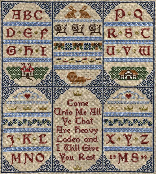 Image of the Fairy Tale Sampler