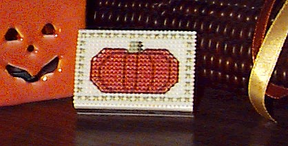 image of Pumpkin Matchbox