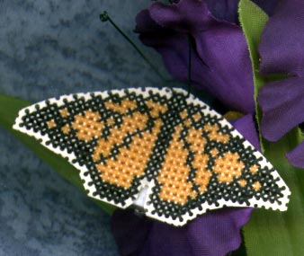 image of butterfly pin