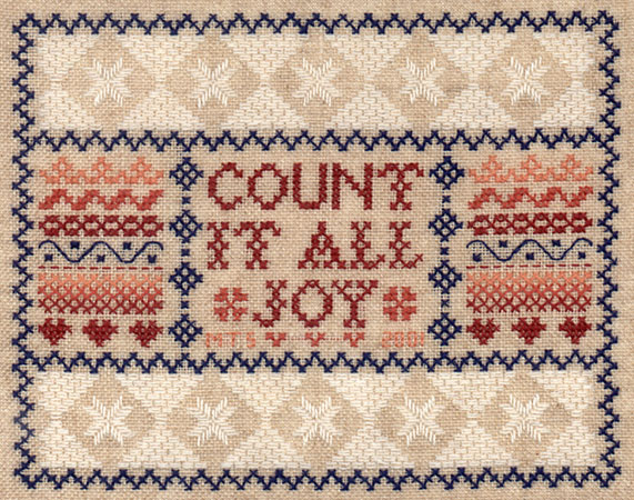 Image of Count It All Joy Sampler